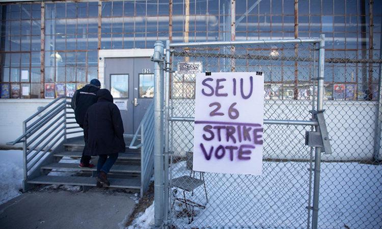 Twin Cities Janitors Plan to Strike Next Week