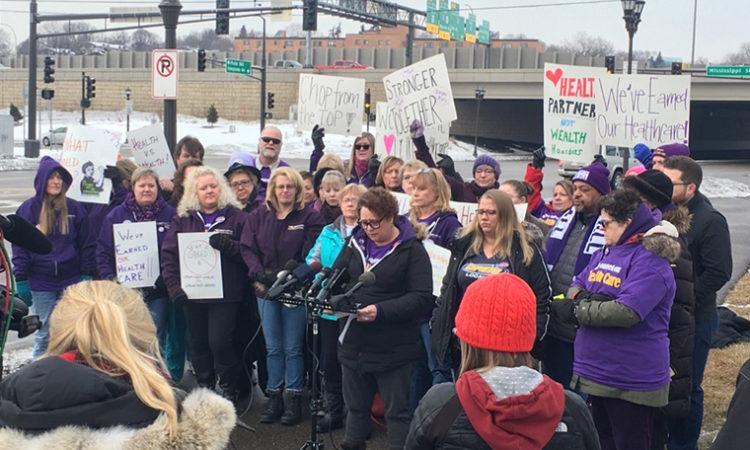 Unionized HealthPartners Workers OK Strike