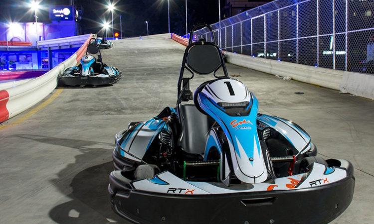 Smaaash Go-Kart Arcade Closes at Mall of America