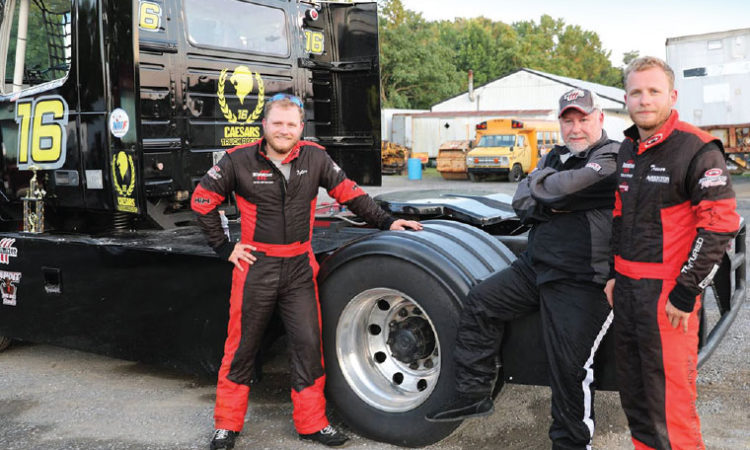 Racing to Save the Trucking Industry