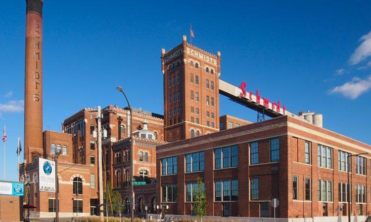Schmidt Brewery's Rathskeller Building Sold For $1