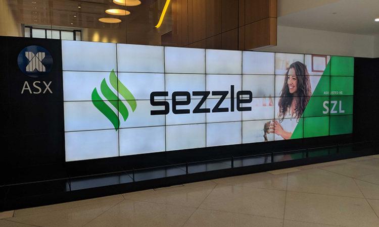 Sezzle Lists on Australian Stock Exchange