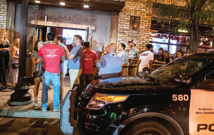 Shootings in Uptown Have Some Business Owners Sweating Bullets