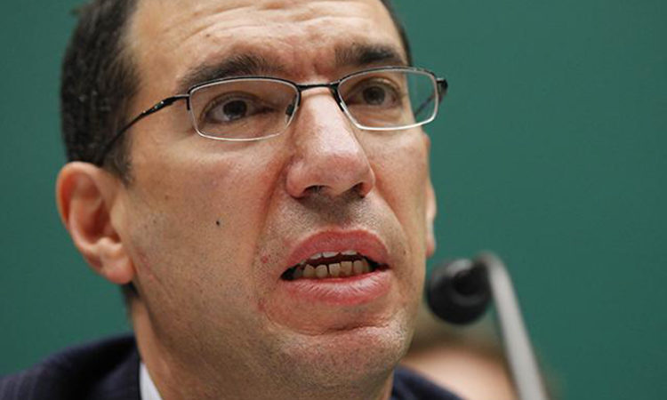 Andy Slavitt Already Saved Obamacare Once. Can He Do It Again?