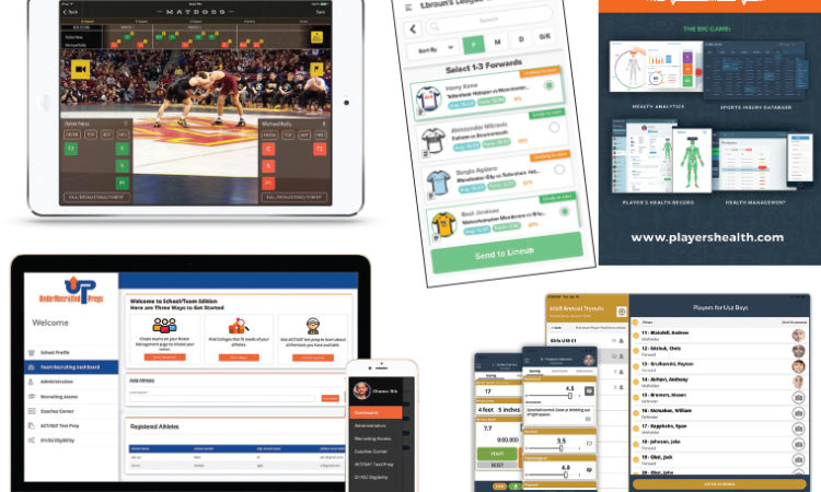 Taking the Field: 5 Up-and-Coming Sports Apps