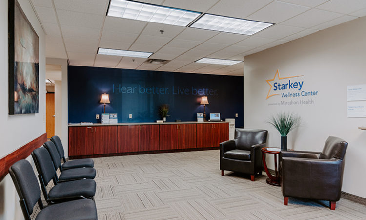 Starkey Launches Employee Wellness Center