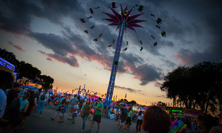 Minnesota State Fair: Who's in Charge?