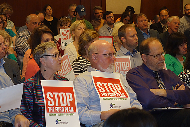 The Fight Over the Future of the Ford Site is Very St. Paul