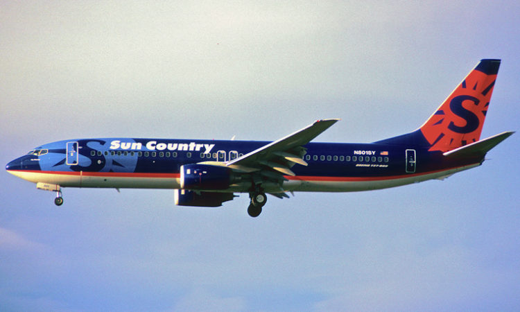 Davis Brothers Selling Sun Country Airlines to New York Investment Group