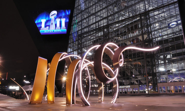 Super Bowl LII Drew in $370M in New Spending for Twin Cities
