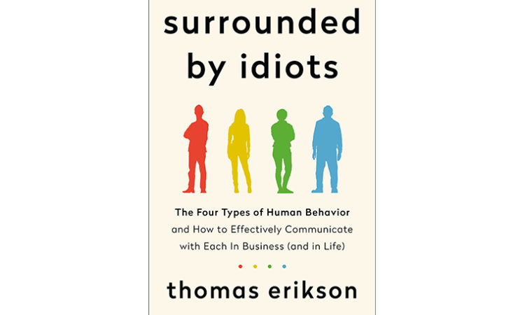 Book Review: 'Surrounded by Idiots""
