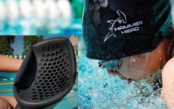 Swim Cap Startup Aims to Reduce Aquatic Head Injuries