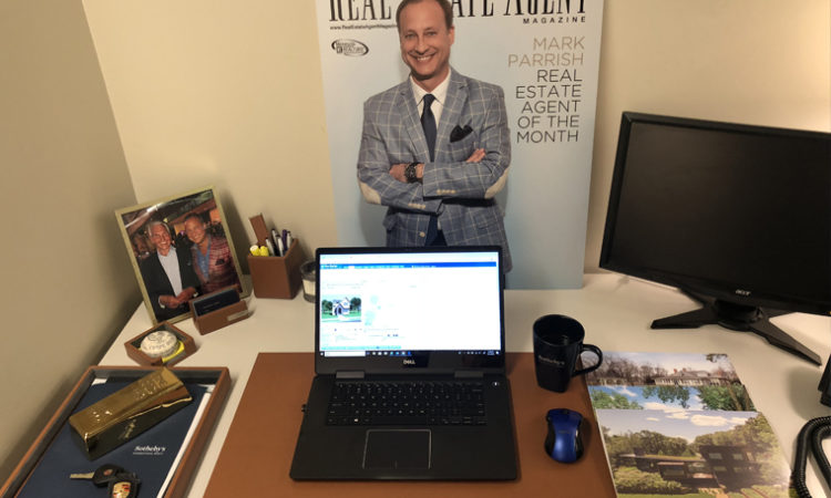 What's On My Desk: Mark Parrish, Sotheby's International Realty