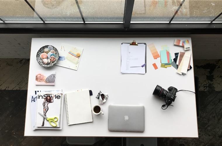 What's On My Desk: Emily Baynard, Co-Founder of Watt Second Studios