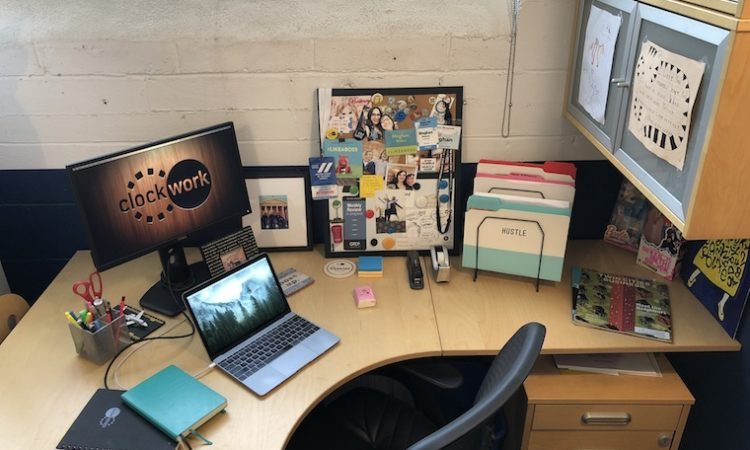 What's On My Desk: Meghan McInerny, COO of Clockwork