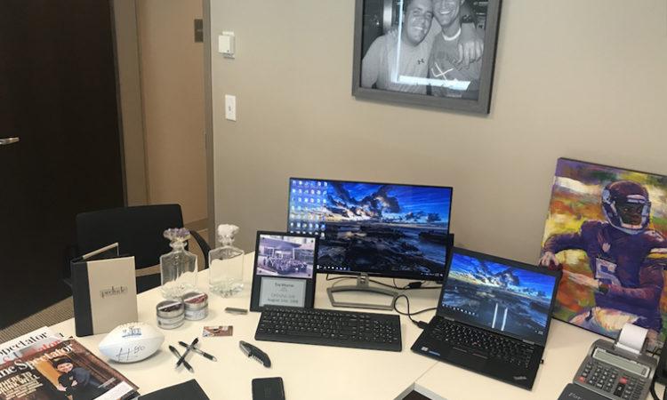 What's On My Desk: Matt Truskolaski, General Manager at the Westin Edina Galleria