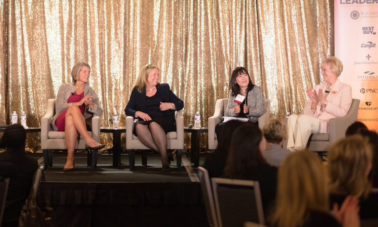 Building an Effective Network is Crucial to Women's Career Advancement