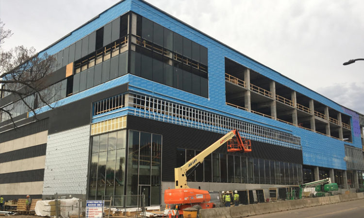 Thor Companies' Soon-to-Be HQ is Fully Leased, Target Among Office Tenants