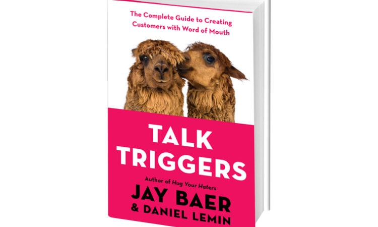 """Book Review: """"Talk Triggers: The Complete Guide to Creating Customers with Word of Mouth"""""""