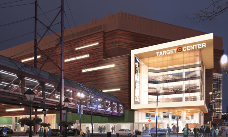 Target Center Renovations Continue with $2.5M Project