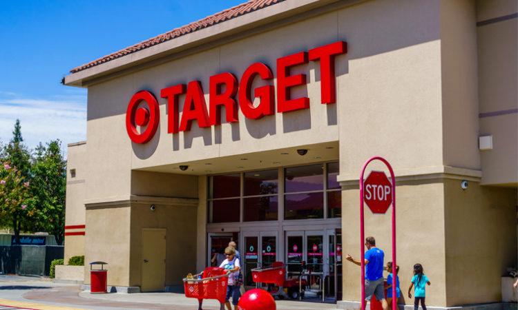Target Hits the Bullseye, Again