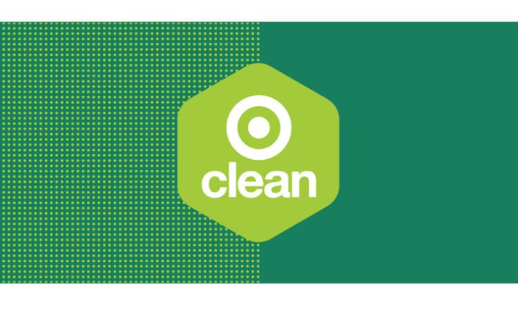 """Target Deploys New """"Target Clean"""" Label, Marking Products Free of Certain Chemicals"""