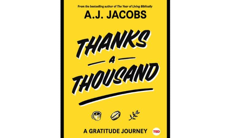 "Book Review: ""Thanks a Thousand: A Gratitude Journey"""