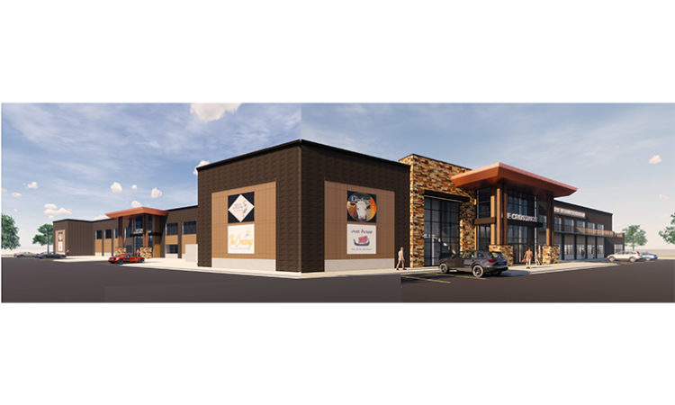 Developer Proposes $15M Curling and Events Center in Savage
