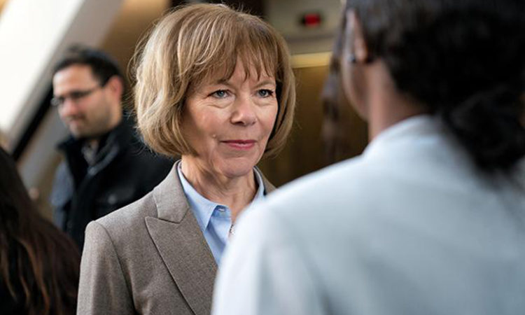 Sen. Tina Smith's PolyMet Amendment: Corporate Welfare? Pandering? Or Just a Reasonable Deal?