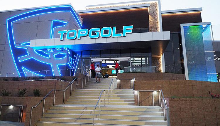 First Look: Inside Topgolf's Brooklyn Center Site