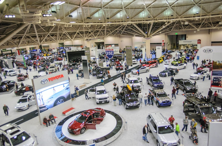 Need to Know for the Auto Show