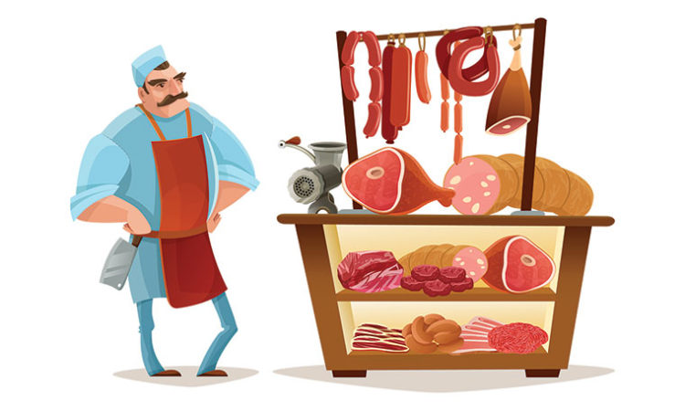 Vertically Integrated Meat