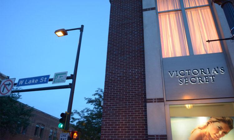Victoria's Secret Closes in Uptown