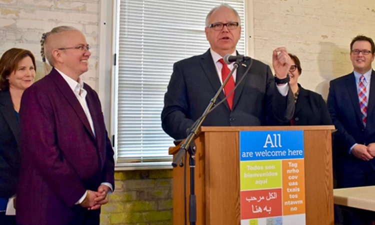 Walz, Senate Republicans at Odds Over Solution to Affordable Housing Crisis