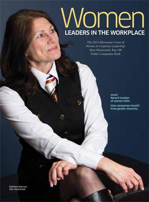 2013 Minnesota Census of Women In Corporate Leadership