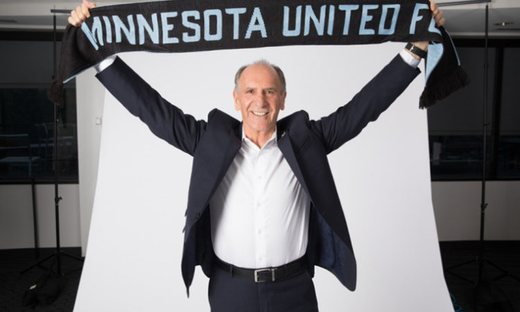 Chris Wright Named First CEO of Minnesota United FC
