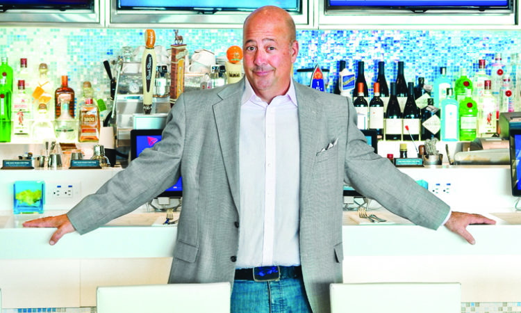 Andrew Zimmern: The Business Behind Bizarre