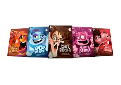 "General Mills Revives ""Monsters"" Cereal At Target"