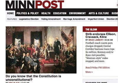 MinnPost Celebrates Its Fifth Anniversary
