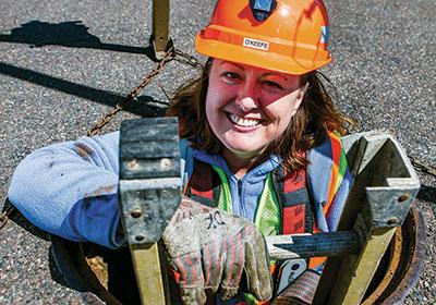 Tough Jobs: Sewer Maintenance Engineer