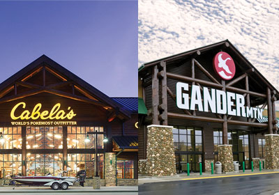 Competitive Edge: Gander Mountain and  Cabela's