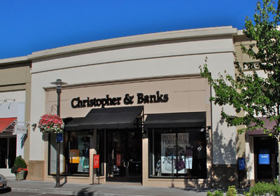 Christopher & Banks Stumbles In Q2