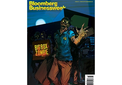 Businessweek Cover Depicts Best Buy Zombies