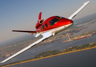 Cirrus Goes on Duluth Hiring Spree to Make Personal Jets