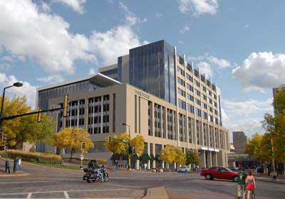 Maurices Donates One Of Its HQ Buildings To UMD