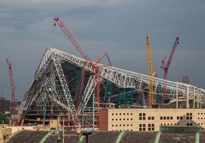 Minneapolis Construction Exceeds $1B For Fourth-Straight Year