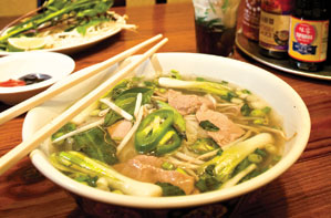 Pho Is a Winter Tonic