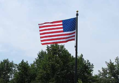 Independence Day Brings Banner Sales To Minnesota Flag Seller