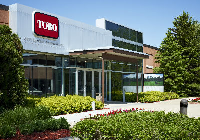 Year-End Results Up, Expectations Down For Toro