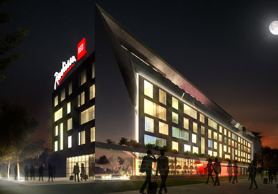 Carlson To Roll Out New Hotel Brands (See Renderings)